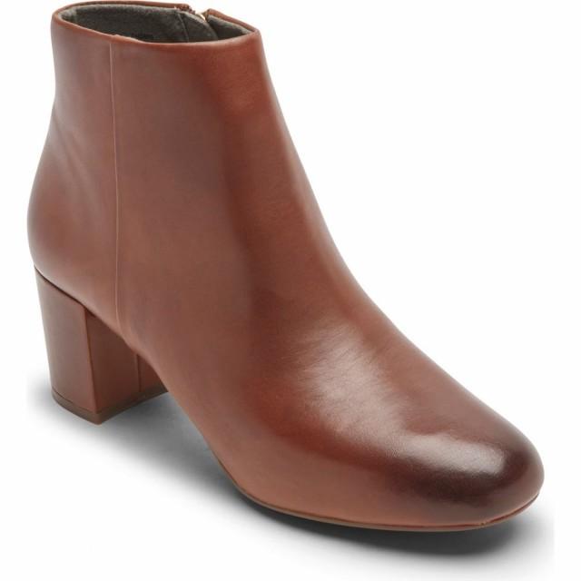 【国際ブランド】 ロックポート ROCKPORT レディース Total ブーツ シューズ・靴 Total Bootie Motion Oaklee Oaklee Bootie Bourbon Leather, 山本人形:fe29d292 --- 1gc.de
