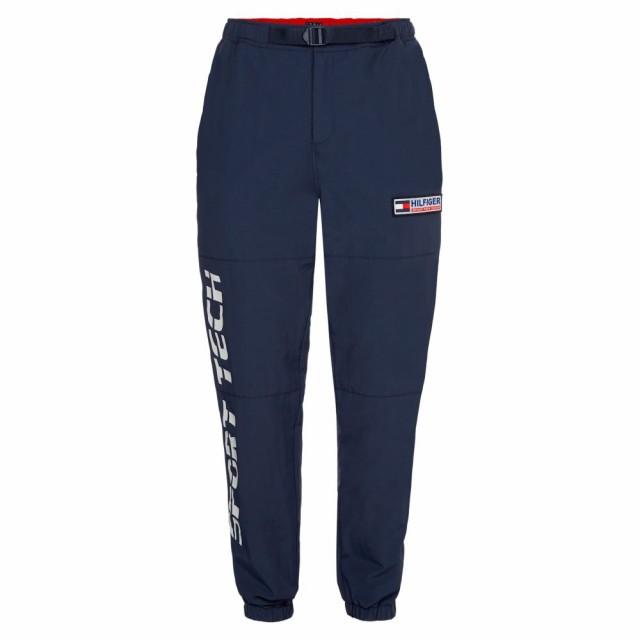 【お得】 トミー ジーンズ TOMMY JEANS メンズ ボトムス・パンツ TJM Sport Tech Nylon Pants Navy Blazer, わらく堂スイートオーケストラ公式 b1d137c9