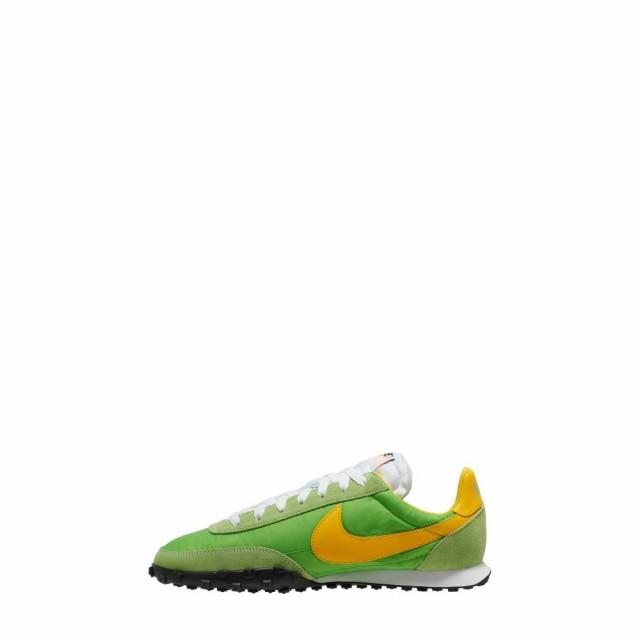 新作商品 ナイキ NIKE メンズ スニーカー シューズ・靴 Waffle Racer Sneaker Green Nebula/Amarillo, LOVERS LANE 45 507912f9
