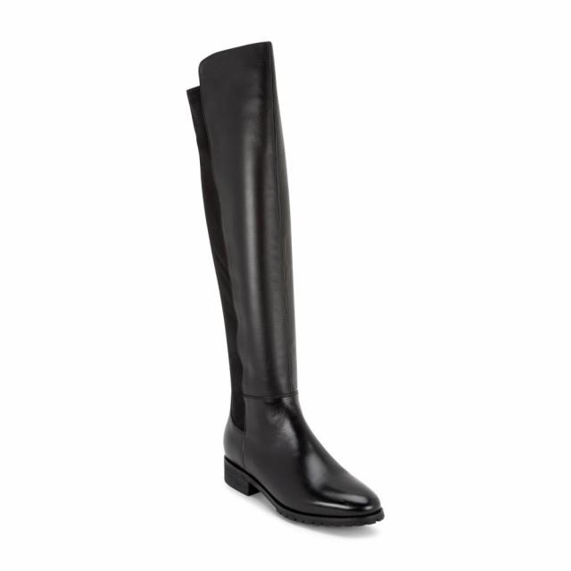 スーパーセール期間限定 ブロンド ブロンド BLONDO レディース Presto ブーツ ロングブーツ シューズ・靴 Presto ブーツ Waterproof Knee High Boot Black Leather, ステカ&サプライ ユーロポート:8a020aad --- paderborner-film-club.de