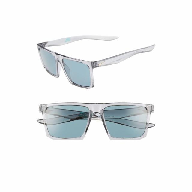 【GINGER掲載商品】 ナイキ NIKE メンズ メガネ Matte・サングラス Ledge 56mm メンズ Sunglasses Ledge Matte Wolf Grey/Teal, ハンドメイドオルゴール*夢の音*:fba93dfa --- kzdic.de