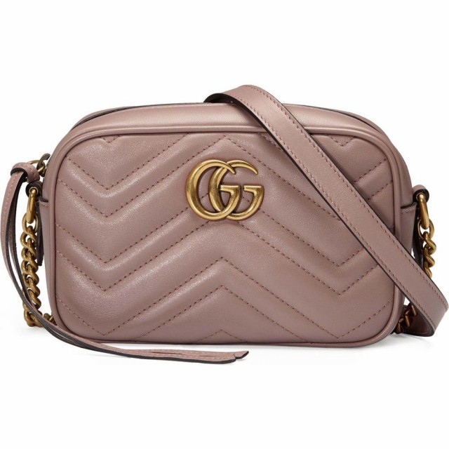 最適な価格 グッチ GUCCI レディース ショルダーバッグ グッチ バッグ Marmont GG Leather Marmont 2.0 Matelasse Leather Shoulder Bag Porcelain Rose/Porcelain Rose, 枝幸町:894464a1 --- chevron9.de