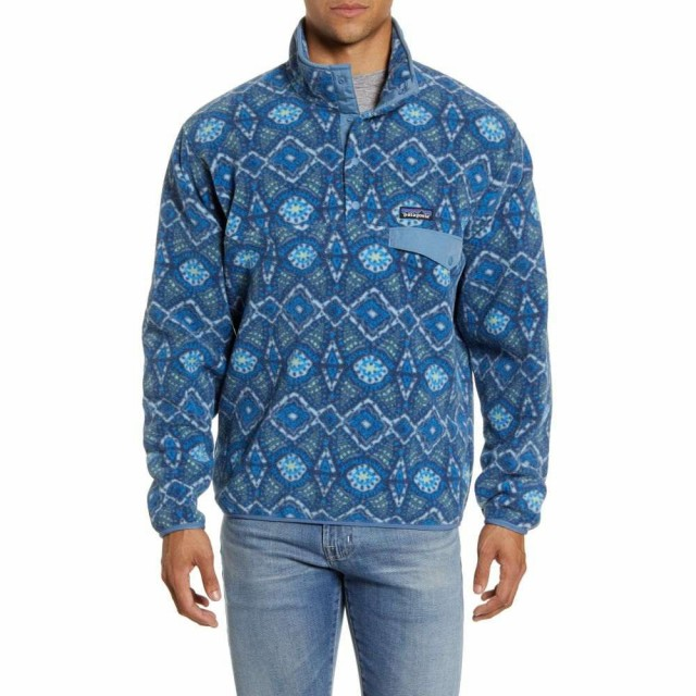 最安価格 パタゴニア パタゴニア PATAGONIA Pullover メンズ フリース トップス Synchilla Snap-T Fleece Snap-T Pullover Honeycomb/Stone Blue, 西之表市:b5d29e0c --- buergerverein-machern-mitte.de