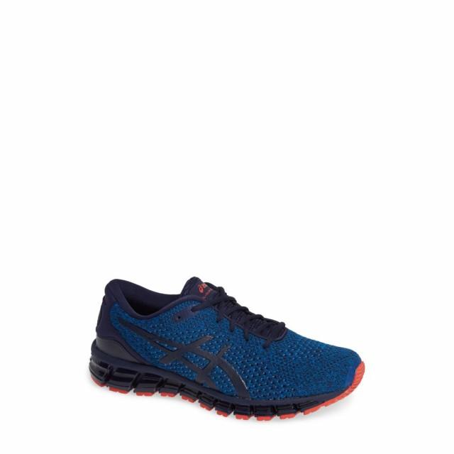 海外並行輸入正規品 アシックス ASICS メンズ ランニング・ウォーキング シューズ・靴 GEL-Quantum 360 Running Shoe Race Blue, 愛知県 408303ca