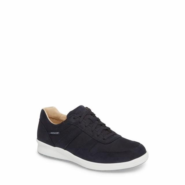 【お得】 メフィスト MEPHISTO メンズ スニーカー シューズ・靴 Vito Perforated Sneaker Navy, 牛たん利久 5140f8eb