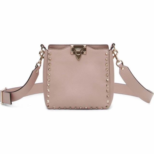 【70%OFF】 ヴァレンティノ Hobo Poudre VALENTINO GARAVANI レディース Bag ショルダーバッグ バッグ Rockstud Mini Hobo Crossbody Bag Poudre Rockstud, だいもんshop:3f486017 --- zafh-spantec.de