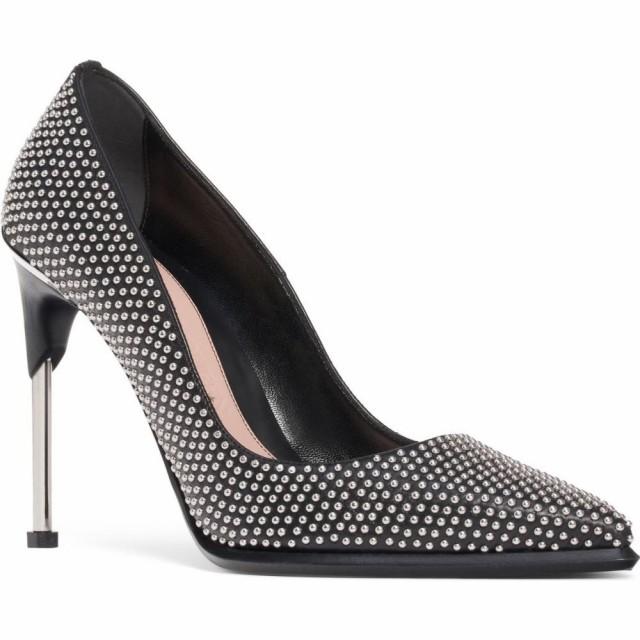 激安価格の アレキサンダー ALEXANDER マックイーン Pointed ALEXANDER MCQUEEN Toe レディース パンプス シューズ・靴 Studded Pointed Toe Pump Silver/Black, スケートボードSHOPインスタント:c8d53807 --- kzdic.de