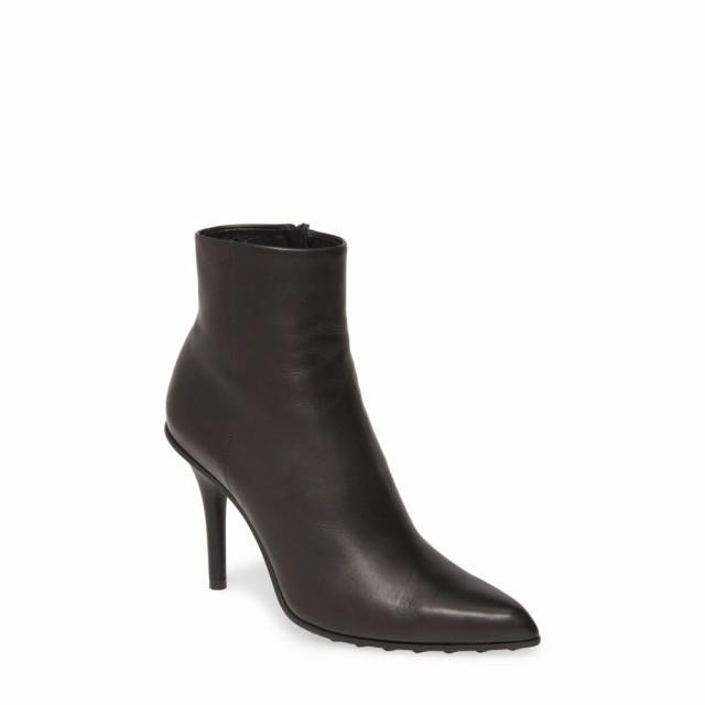 肌触りがいい レディース シューズ・靴 ブーツ ラグandボーン and BONE Black Leather RAG Bootie Waylon-靴・シューズ