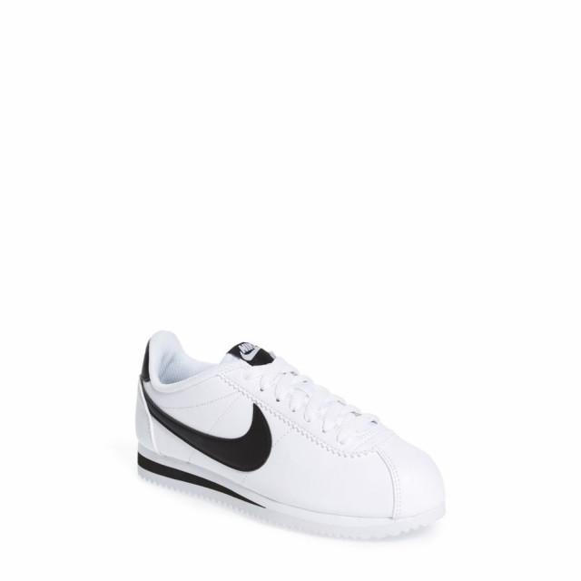 公式の  ナイキ NIKE レディース スニーカー シューズ・靴 Classic Cortez Sneaker White/Black/White, ショップラホーヤ 64a75c49