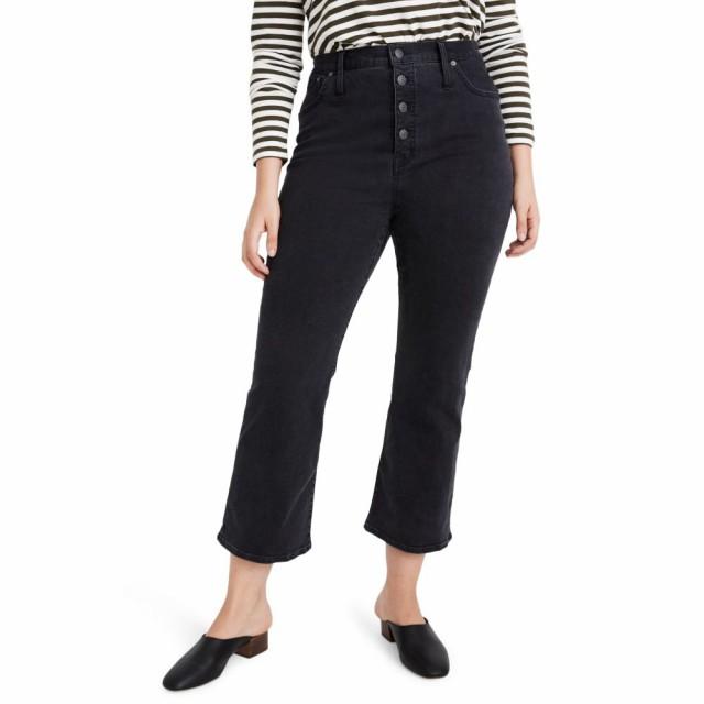 【お買い得!】 メイドウェル MADEWELL レディース ジーンズ MADEWELL・デニム ボトムス Jeans・パンツ Cali Edition Button-Front Edition Demi-Boot Jeans Bellspring Wash, 相生町:a4ceb3e4 --- kzdic.de