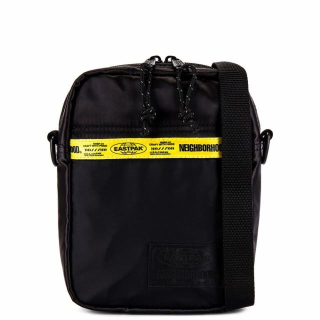 正規品! Bag バッグ Mini イーストパック One Black NBHD Neighborhood Eastpak x ショルダーバッグ メンズ-バッグ