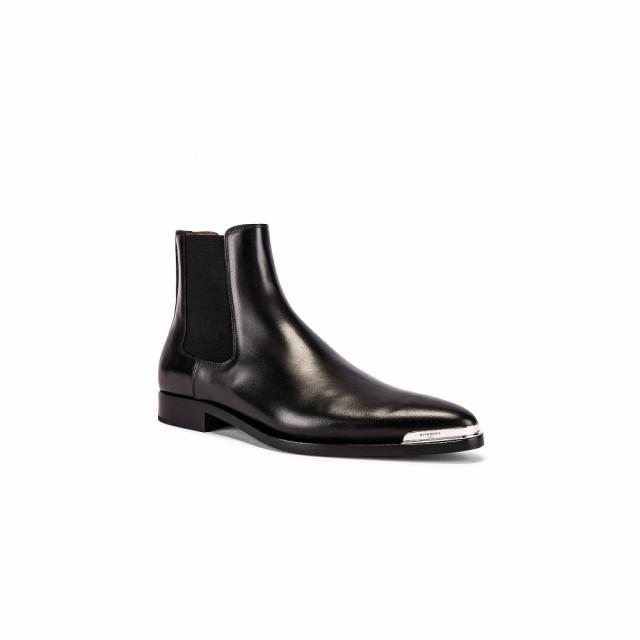 (税込) ジバンシー シューズ・靴 Boot Givenchy Chelsea メンズ Black ブーツ Dallas-靴・シューズ