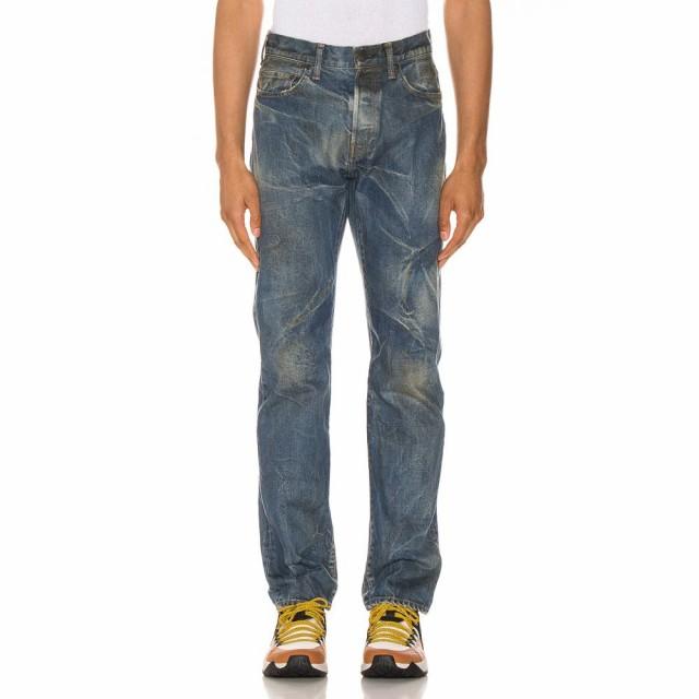 超安い ジョン エリオット JOHN ELLIOTT メンズ ジーンズ・デニム ボトムス・パンツ Straight Fit Jeans Cover, リンコナダ 386c9ce0