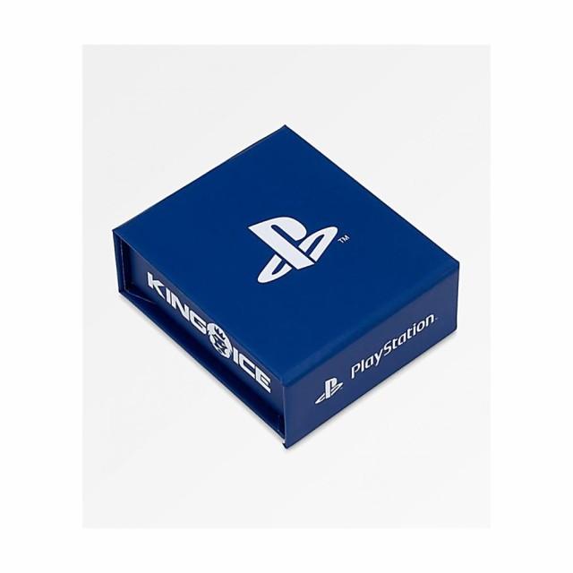 キング アイス KING ICE メンズ ネックレス ジュエリー・アクセサリー King Ice x PlayStation Classic  PlayStation Controller Gold Cha|au Wowma!(ワウマ)
