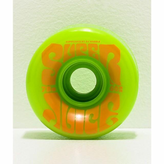 OJ Wheels Skate Wheels Super Juice 78A 60mm Wheels