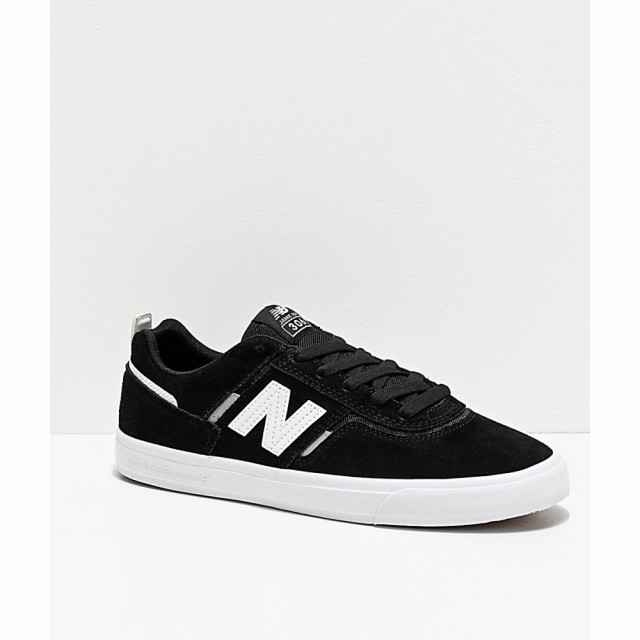 new balance numeric black