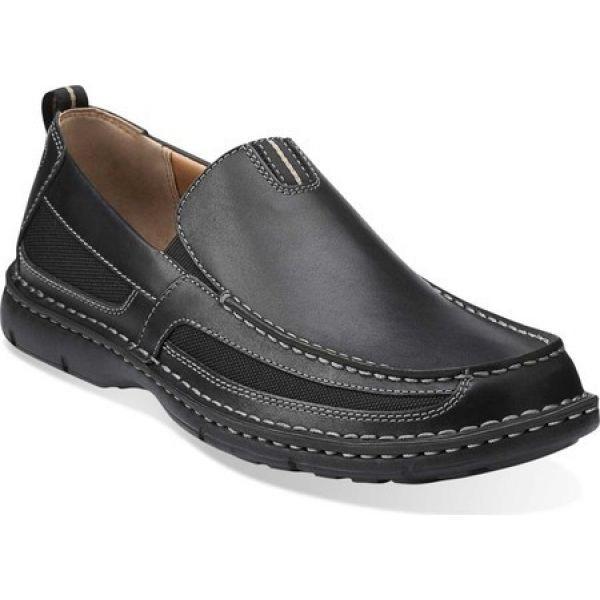 熱販売 クラークス Clarks メンズ ローファー シューズ・靴 Lambeth Loafer Black, yパック f11099f5