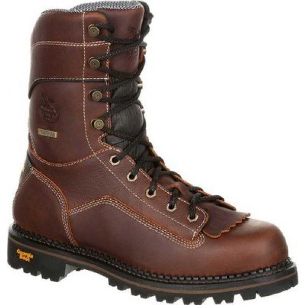激安通販の ジョージアブーツ Georgia Work Boot WP ワークブーツ メンズ ブーツ ワークブーツ シューズ・靴 GB00238 AMP LT Logger Composite Toe WP Work Boot Brown, 株式会社GSC:3a87cccb --- kzdic.de