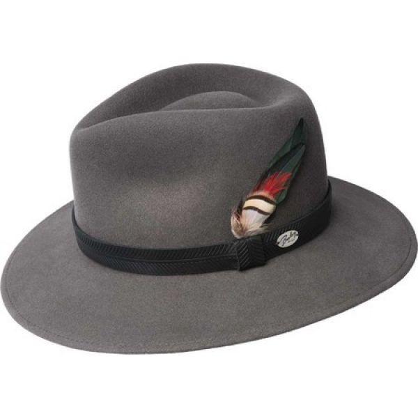 高い品質 ベーリー Abbott オブ ハット ハリウッド 帽子 Bailey of Hollywood メンズ ハット ブリムハット 帽子 Abbott Wide Brim Hat 37184 Charcoal, FLISCO:fed30659 --- paderborner-film-club.de