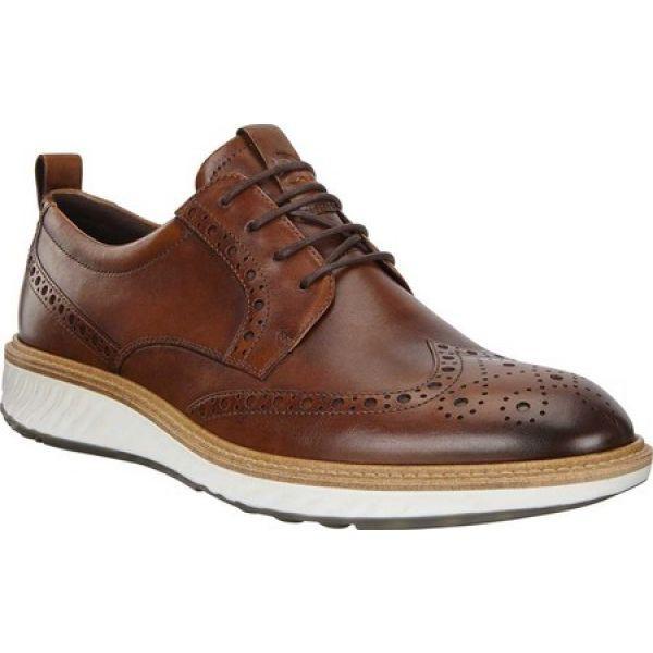 【国内正規品】 エコー ECCO メンズ メンズ シューズ・靴 ST1 Hybrid Brogue ECCO Cognac Hybrid Leather, everyday:03694f6a --- kleinundhoessler.de