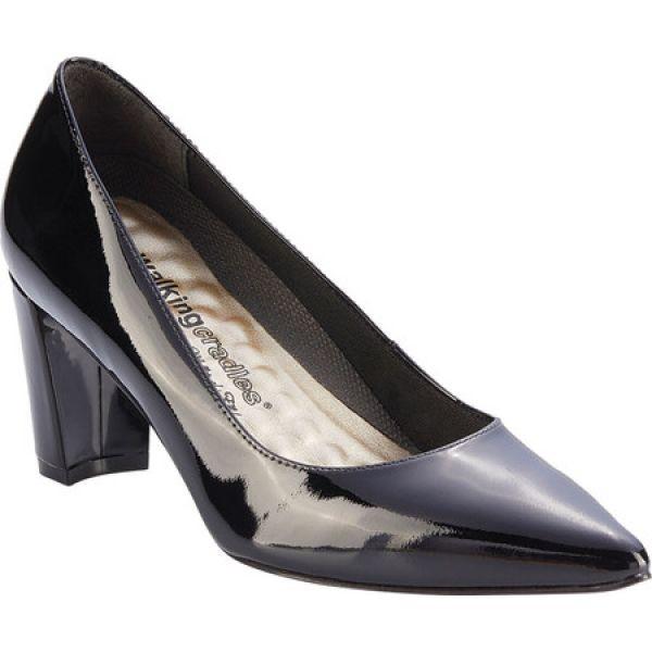 人気大割引 ウォーキング Pump クレードル Walking Cradles レディース Samantha パンプス シューズ シューズ・靴・靴 Samantha Pump Black Patent, 京三条駿河屋:42a07d09 --- 1gc.de