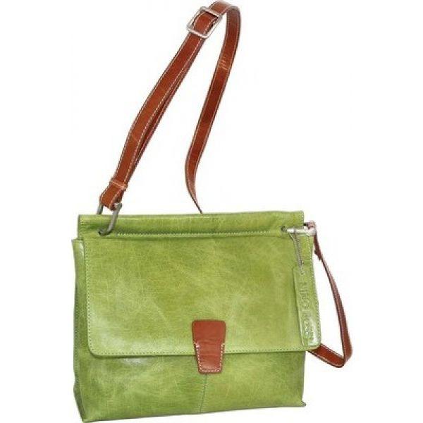 【NEW限定品】 レディース Bossi ショルダーバッグ バッグ Cross Moya Body Green Bag ニノボッシー Nino-バッグ
