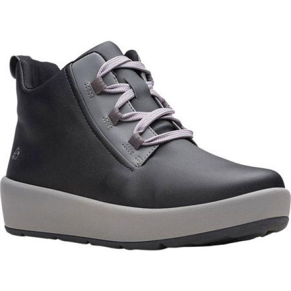 2019特集 クラークス Clarks レディース レディース ブーツ シューズ・靴 North Step North Winter Mid Winter Boot Black Synthetic, 中古PCとハイブリッドPCのOA-PLAZA:50c17182 --- 1gc.de