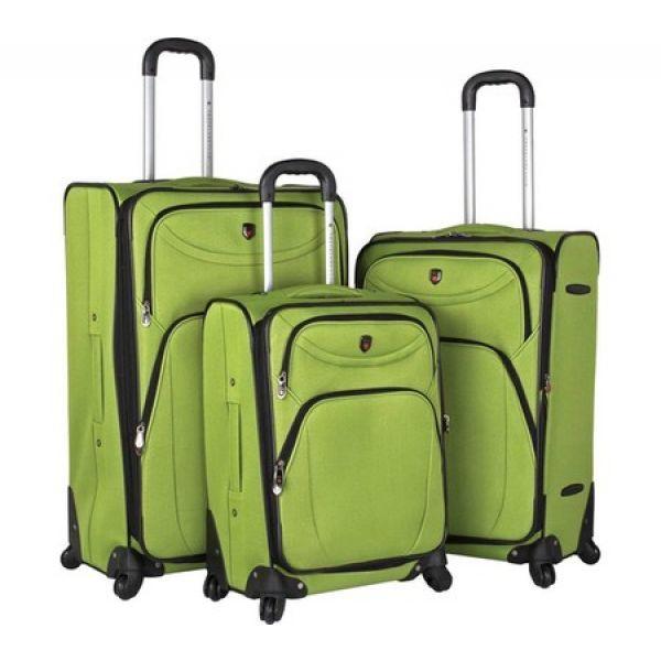 経典 トラベラーズクラブ Travelers Club バッグ D-Luxe レディース Travelers スーツケース・キャリーバッグ 3個セット バッグ 3-Piece D-Luxe 360 Spinner Luggage Se, ねむりサポート:9f1a9ddf --- kzdic.de
