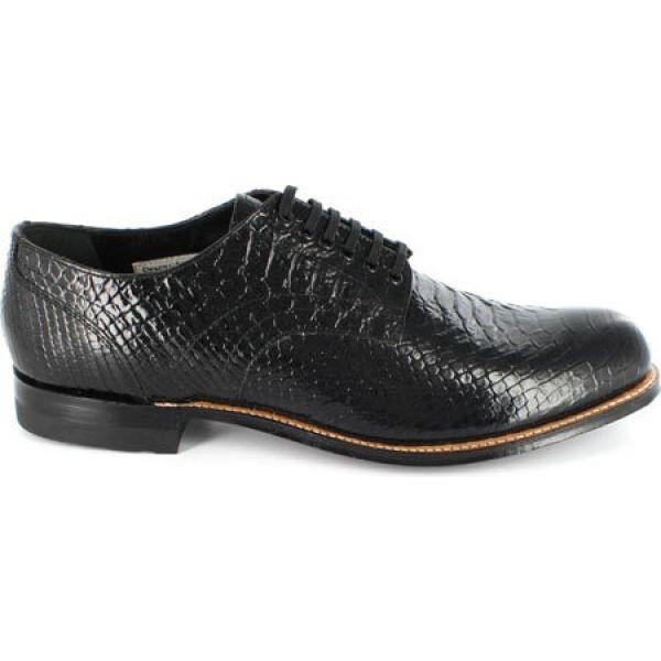 正規通販 ステイシー アダムス Stacy Adams メンズ 革靴・ビジネスシューズ シューズ・靴 Madison 00055 Black, 塗料専門店オンラインshop大橋塗料 3867dfe1
