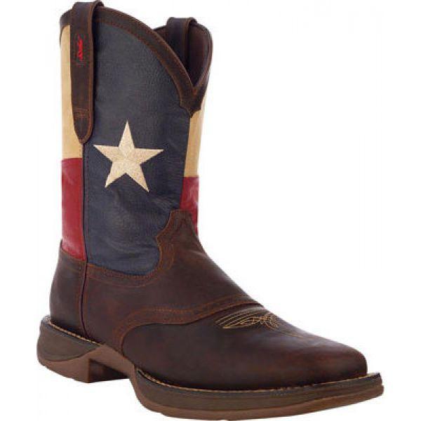 【予約販売品】 デュランゴ Durango Boot メンズ ブーツ シューズ・靴 DB4446 11 Patriotic Dark Brown/Texas Flag, 鷹野桃ぶどう園 cfa877dc