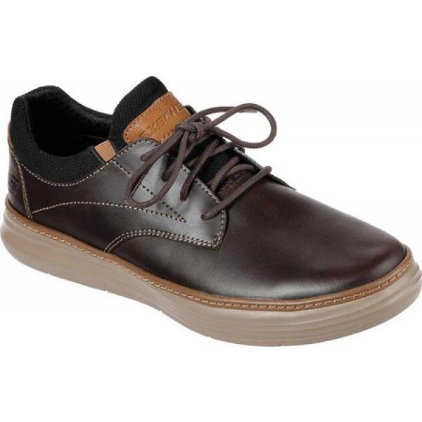最新のデザイン スケッチャーズ Skechers メンズ スニーカー シューズ・靴 Moreno Soren Sneaker Chocolate, ウェルカム トゥ ザ ワールド a113295a