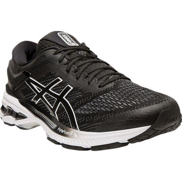 人気の アシックス ASICS メンズ シューズ・靴 ランニング・ウォーキング GEL-Kayano 26 Running Shoe Black/White, メンズスーツ UNITED GOLD e335cdc0