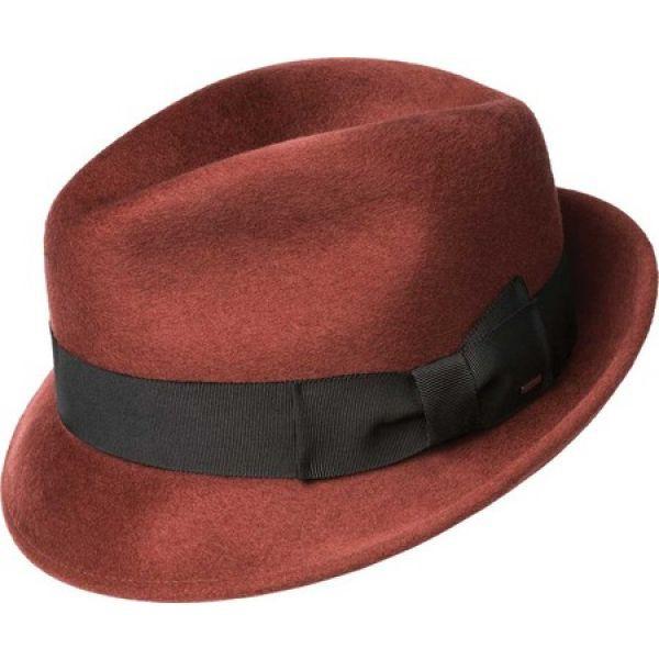 【ネット限定】 ベーリー オブ メンズ ハリウッド Bailey Riff of Hollywood メンズ 帽子 Riff 7100 7100 Henna, オカムラセレクトショップ:a43beb3d --- paderborner-film-club.de