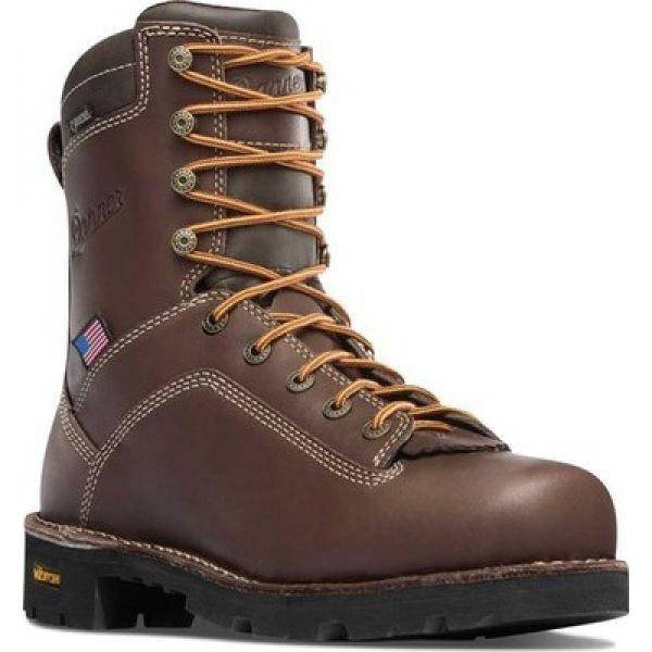 公式の  ダナー メンズ Danner メンズ シューズ USA・靴 Quarry USA 8 Full Brown Full Grain Leather, ライクズ(LIKEZ):5bd80822 --- kleinundhoessler.de
