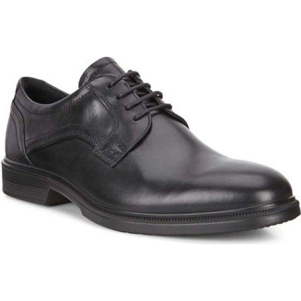 再再販! エコー エコー ECCO メンズ シューズ・靴 Lisbon Plain シューズ・靴 Toe Tie Toe Black, カワナベチョウ:f335f755 --- kleinundhoessler.de