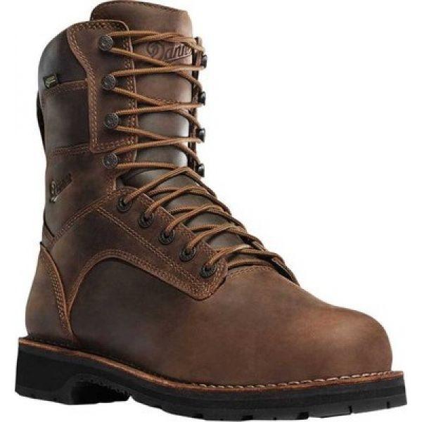 独特な店 ダナー Danner メンズ ダナー ブーツ Danner シューズ Workman・靴 Workman GORE-TEX 8 Boot Brown Oiled, 岩国市:a2505ebf --- m-e-t-gmbh.de