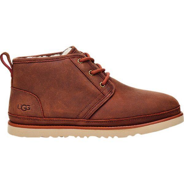 良質  アグ UGG メンズ Neumel ブーツ Chukka チャッカブーツ シューズ・靴 Neumel Waterproof ブーツ Chukka Boot Chestnut, コガシ:789f0d38 --- chevron9.de