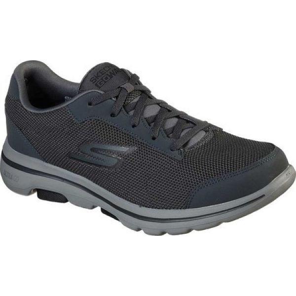 早い者勝ち スケッチャーズ Skechers メンズ スニーカー シューズ Sneaker・靴 GOwalk GOwalk 5 Sneaker シューズ・靴 Charcoal/Black, 江戸川区:b662b535 --- kzdic.de