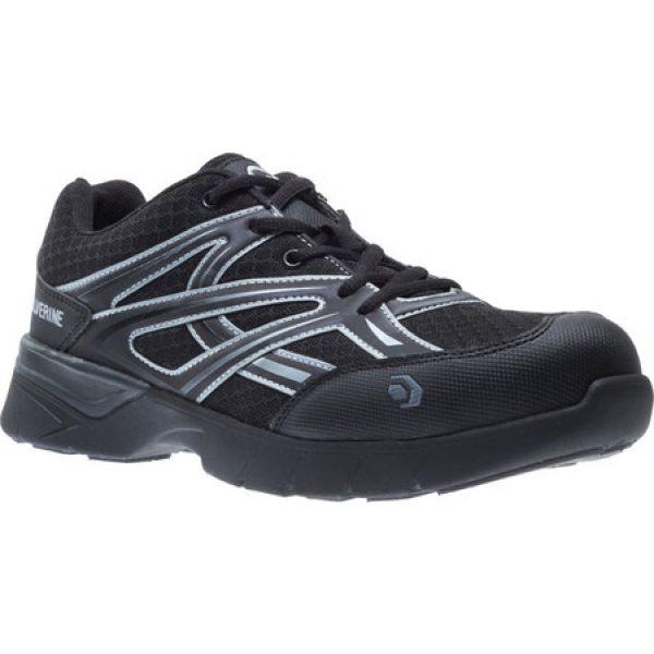色々な ウルヴァリン Wolverine メンズ スニーカー シューズ メンズ・靴 ウルヴァリン Jetstream CarbonMax Toe Black Sneaker Black Mesh/TPU, BON ETO Vikings:1109099c --- 1gc.de
