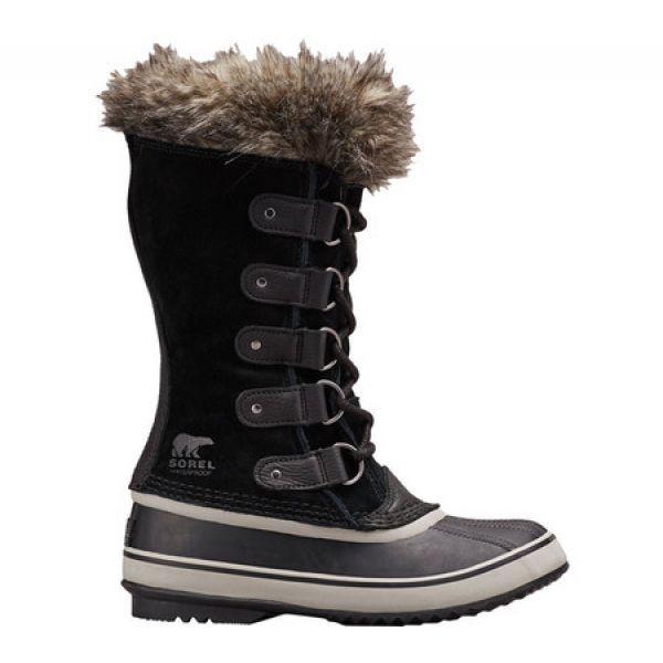 誠実 ソレル Sorel レディース ブーツ シューズ・靴 Joan Of Arctic Arctic Of Lace Lace Boot Black/Quarry, 杉養蜂園:93812772 --- united.m-e-t-gmbh.de