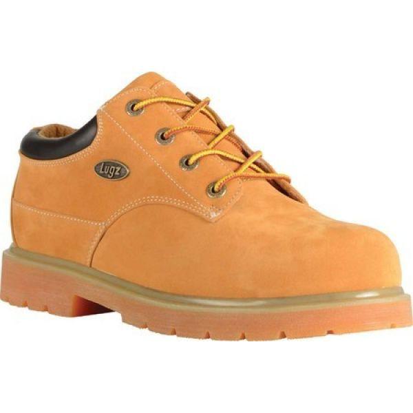 大注目 ラグズ Lugz メンズ シューズ・靴 ブーツ Boot ワークブーツ シューズ・靴 メンズ Drifter Lo Steel Toe Work Boot Golden Wheat/Bark/Tan/Gum Synthetic, ハビーズ:223b6ace --- schongauer-volksfest.de