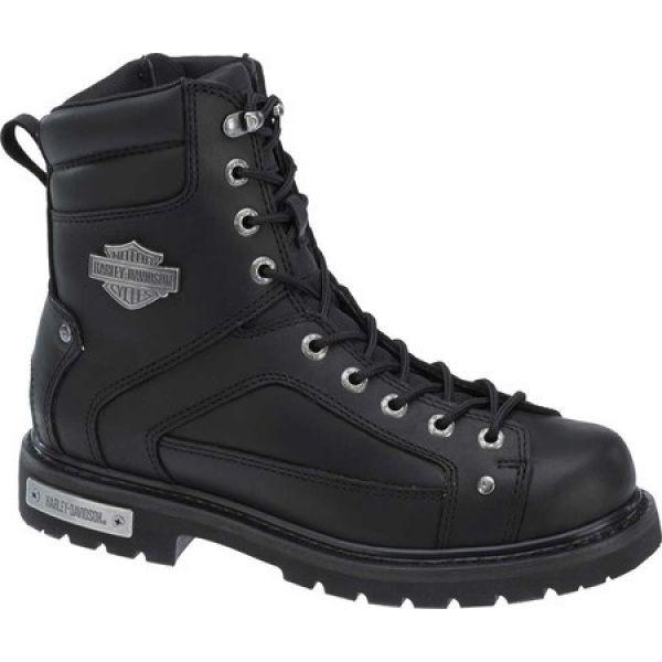 【超歓迎】 ハーレーダビッドソン Harley-Davidson Boot メンズ ブーツ シューズ・靴 Abercorn Motorcycle ブーツ Boot Abercorn Black, ビジネスマン御用達のビズイズム:e03888fe --- kzdic.de