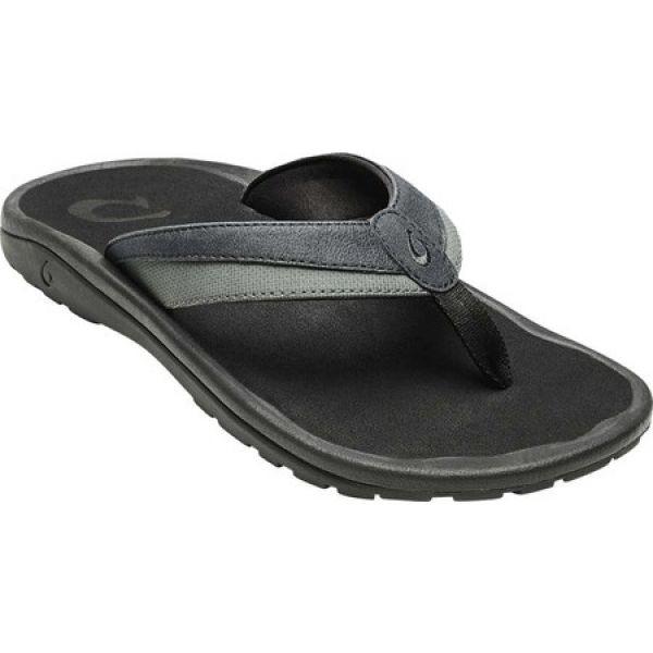 激安特価  Rock/Lava オルカイ メンズ Synthetic ビーチサンダル Rock Koa OluKai シューズ・靴 Flip Ohana Flop Lava-靴・シューズ