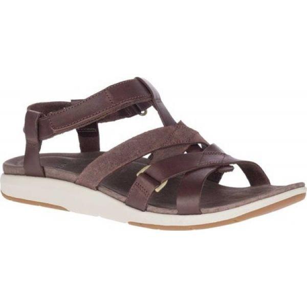 【お1人様1点限り】 メレル Merrell レディース サンダル・ミュール シューズ・靴 Kalari Shaw Strap Sandal Bracken, フェアリーベル a94148fd