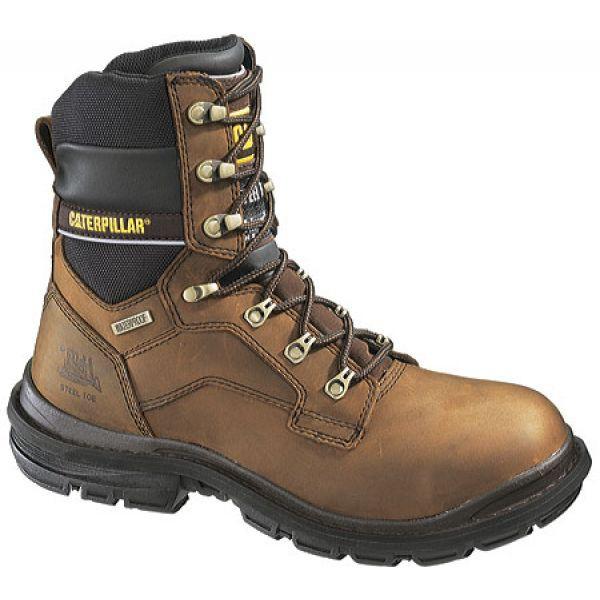 即日発送 キャピタラー カジュアル Caterpillar Work メンズ ブーツ Dark ワークブーツ 8 シューズ・靴 Generator 8 Waterproof Steel Toe Work Boot Dark Brow, ミナミカタマチ:b7738429 --- kulturbund-sachsen-anhalt.de