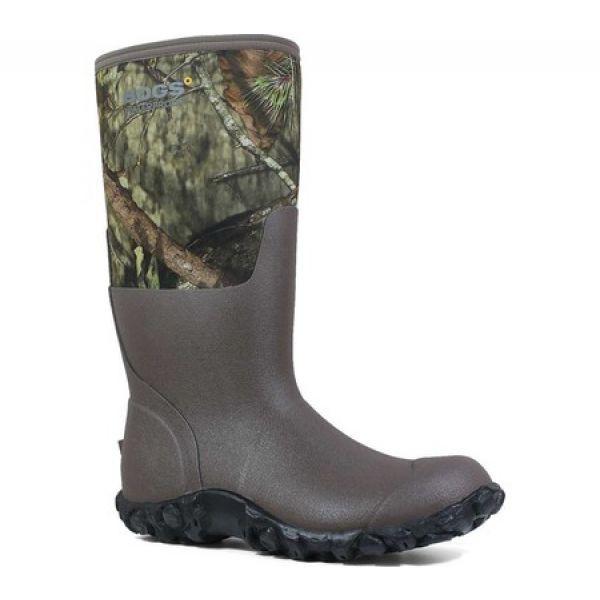 格安販売中 ボグス Bogs メンズ ブーツ シューズ・靴 Madras Camo Waterproof Boot Mossy Oak Rubber, オートパーツ ダイレクト 6a5fc598