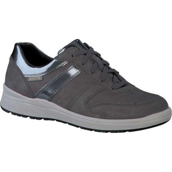 新着 メフィスト Mephisto レディース ランニング・ウォーキング スニーカー シューズ・靴 Rebeca Sneaker Grey Bucksoft/Magic Suede, 干物屋 一夜BOSHI 9615b3ca
