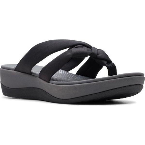 買得 クラークス Clarks レディース ビーチサンダル トングサンダル シューズ・靴 Arla Jane Thong Sandal Black Solid Textile, プロクルー 国産ハンガーラック c7f2b4e1