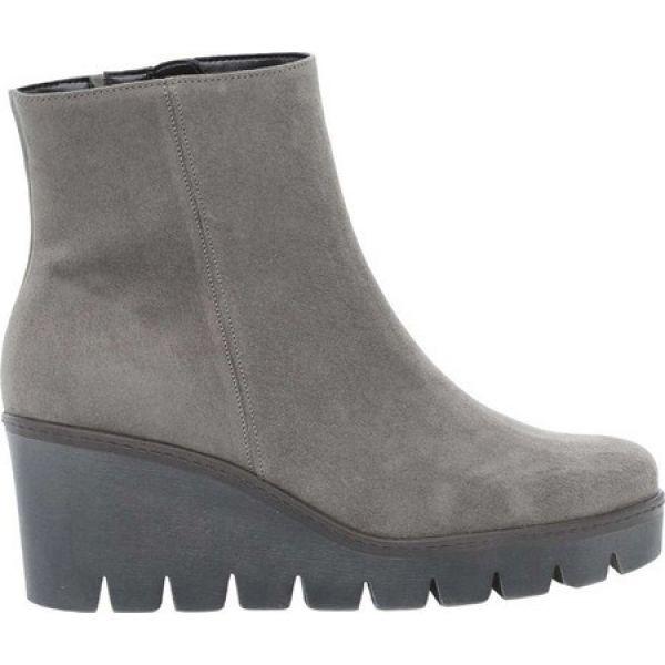 ずっと気になってた ガボール Gabor レディース ブーツ ウェッジソール シューズ・靴 93-780 Wedge Bootie Wallaby, シバタグン 6012d0fa