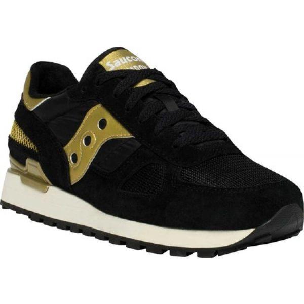 ファッションデザイナー サッカニー Saucony Originals メンズ サッカニー スニーカー シューズ メンズ・靴 Shadow Originals Original Sneaker Black/Black/Gold, こうなんスポーツ:ffd402c7 --- kzdic.de